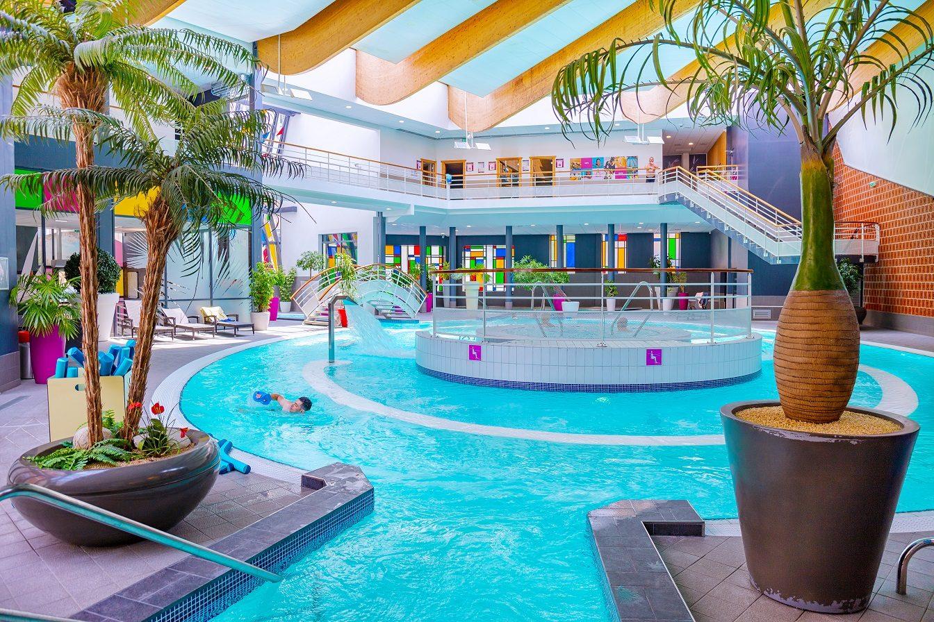 Tourcoing Les Bains Centre De Loisirs Aquatiques A Tourcoing 59